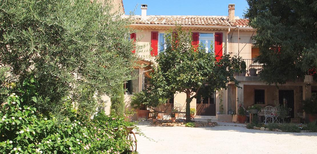 L'oréliane est le lieu idéal pour se ressourcer en Provence