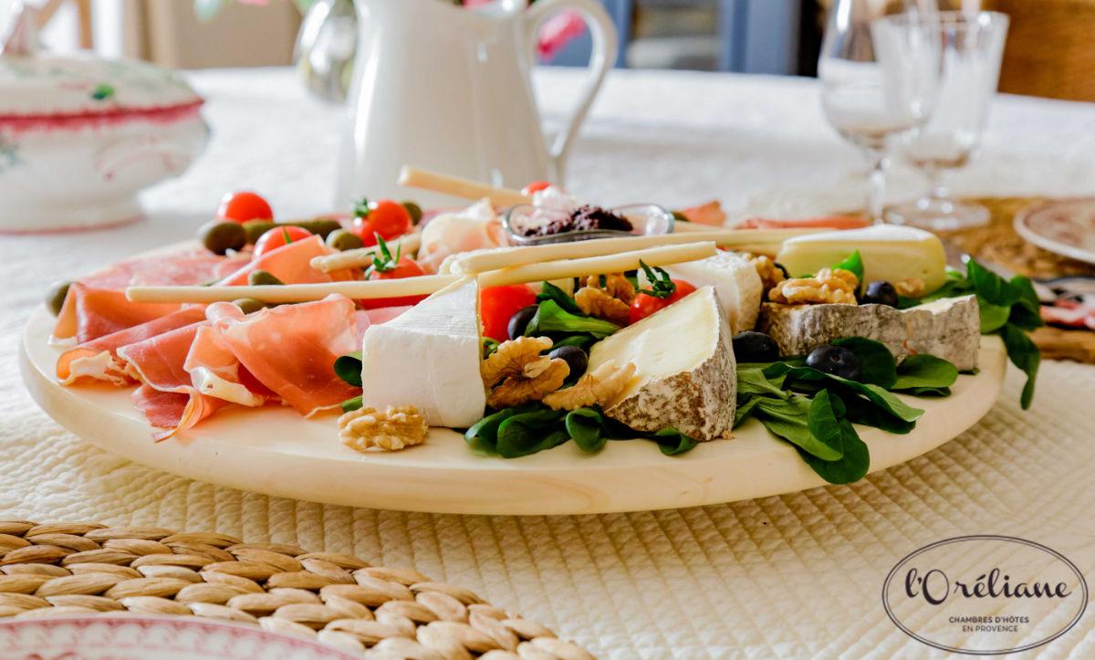 Venez déguster une cuisine du sud de la France