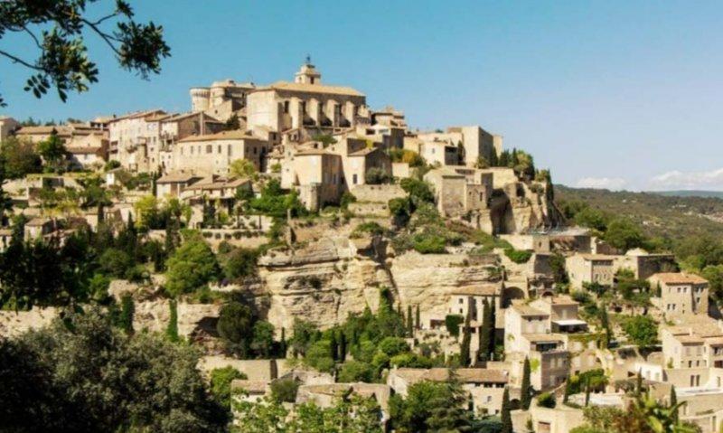 Les villages perchés du Luberon